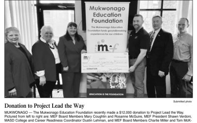Project Lead the Way Donation